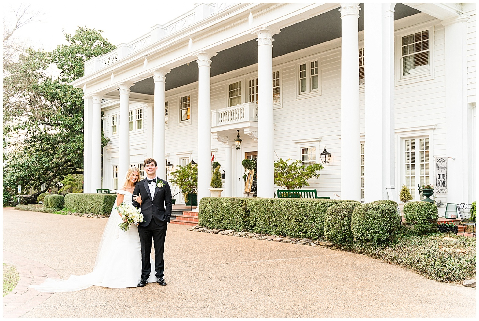 Spring Wedding at Fairview Inn