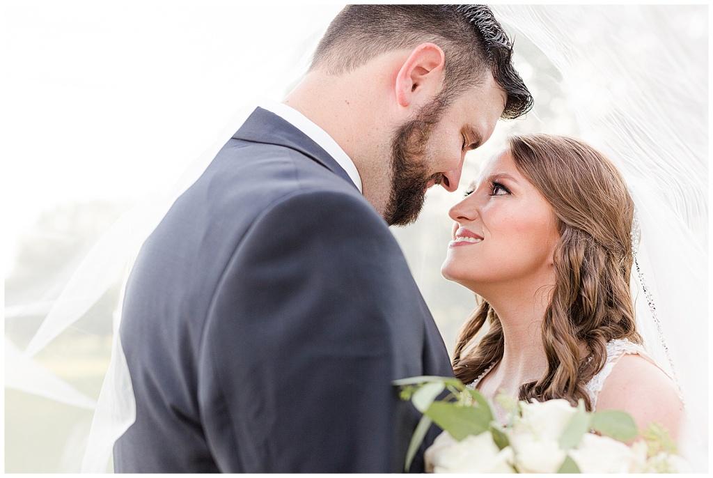 husband and wife sunset portraits