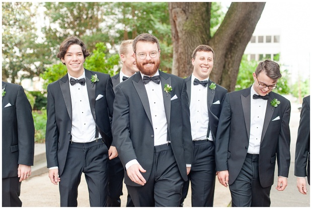 Classic Southern Wedding