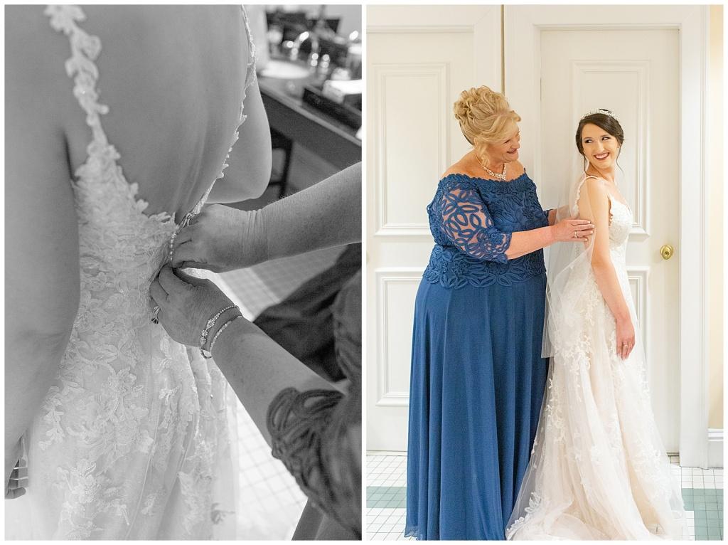 Disney Inspired Wedding at Old Waverly