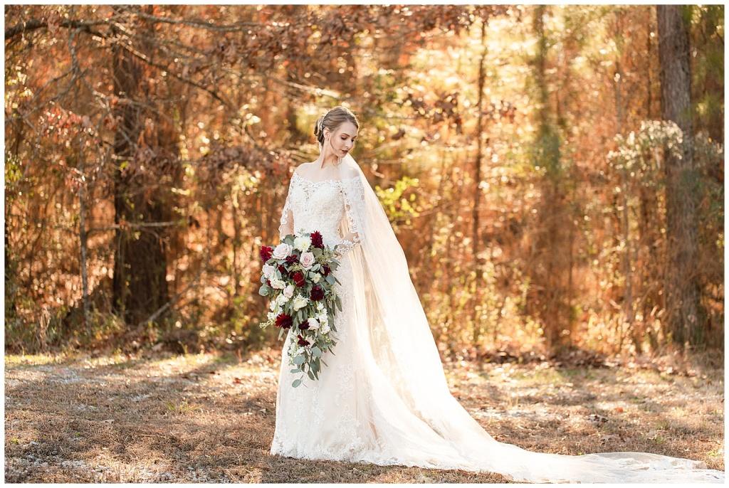 Mississippi Winter Wedding