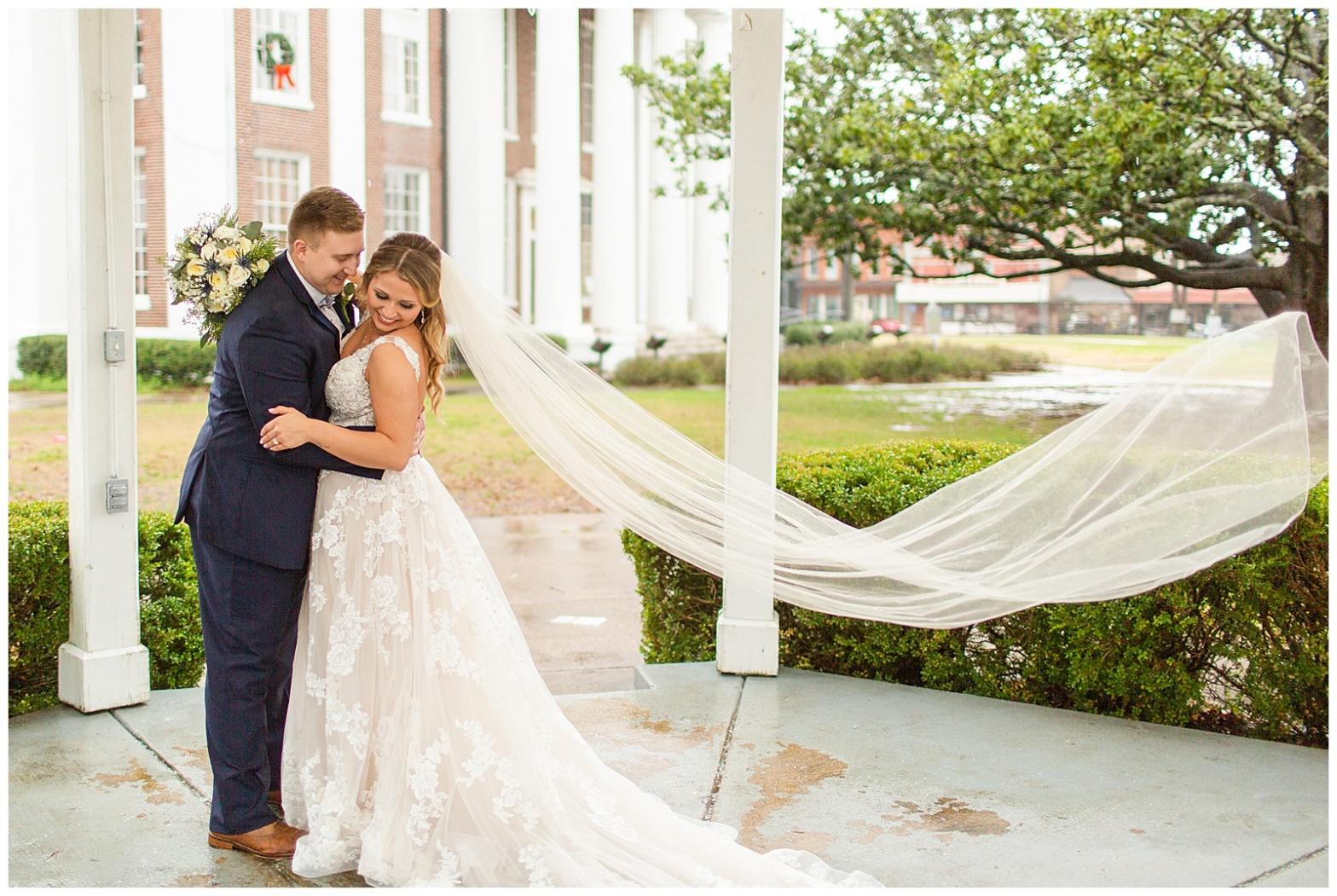Canton MS Wedding