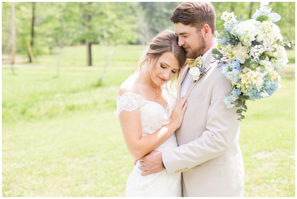 Mississippi Spring Coronavirus Wedding