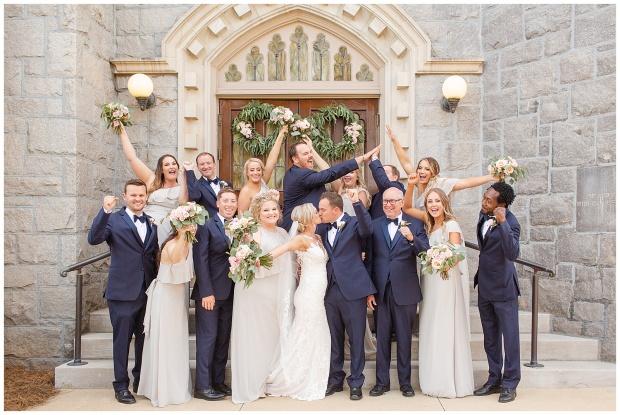 First Presbyterian Wedding