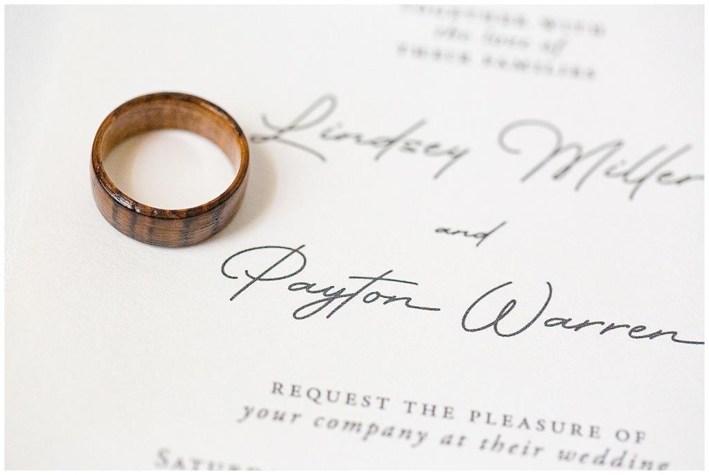 groom's ring