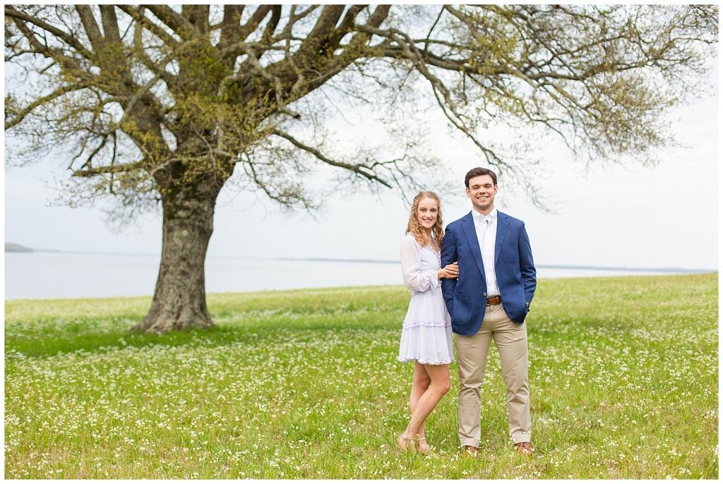 Mississippi Spring Engagement