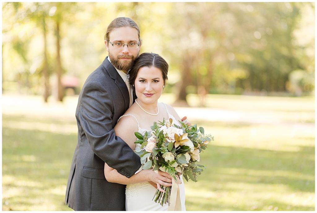 McClain Lodge Fall Wedding