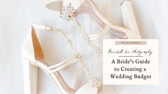Bride's Guide to Wedding Budget