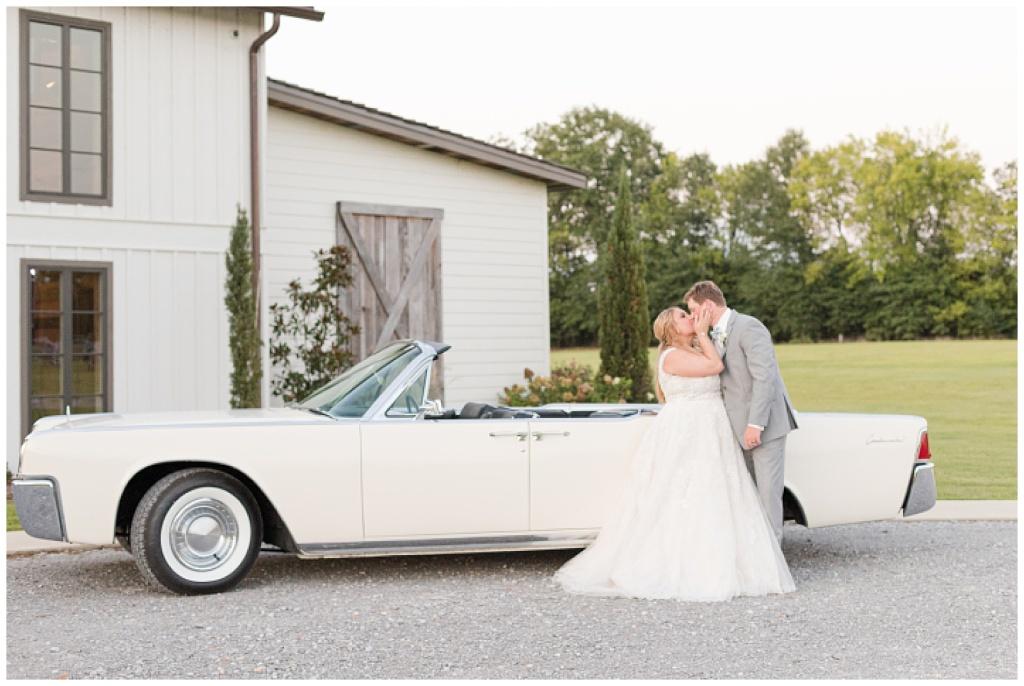 bridlewood sunset portraits classic car