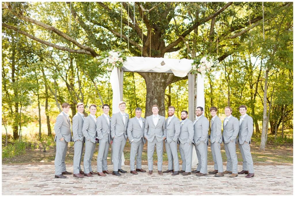 bridlewood groomsmen