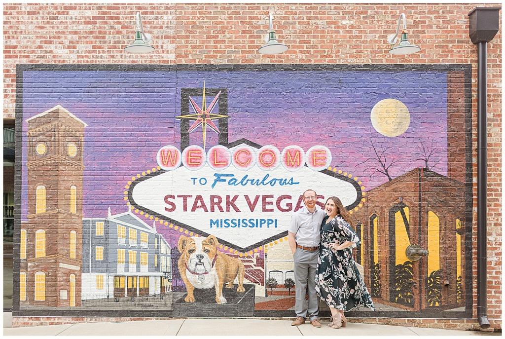 Starkville Engagement Session