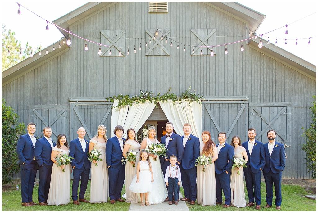 Cotton Market Wedding