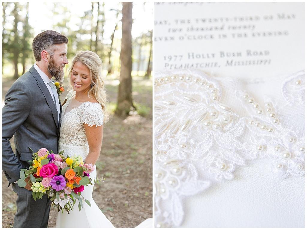 bride & groom portraits