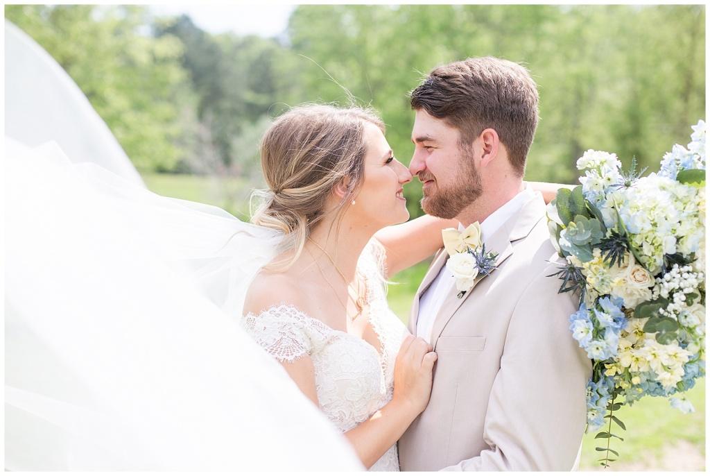 Mississippi Spring Wedding