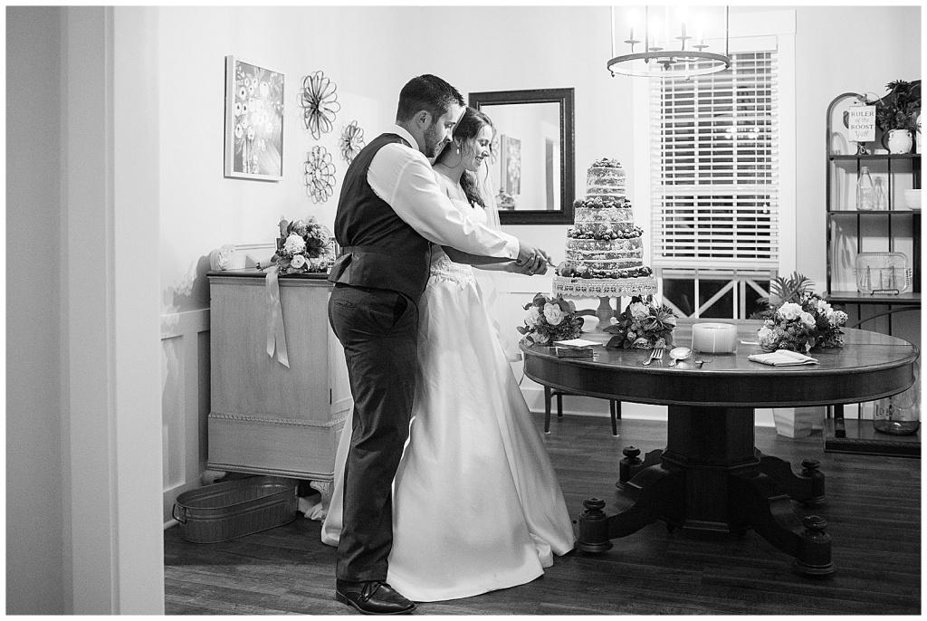 Mississippi Farmhouse Wedding