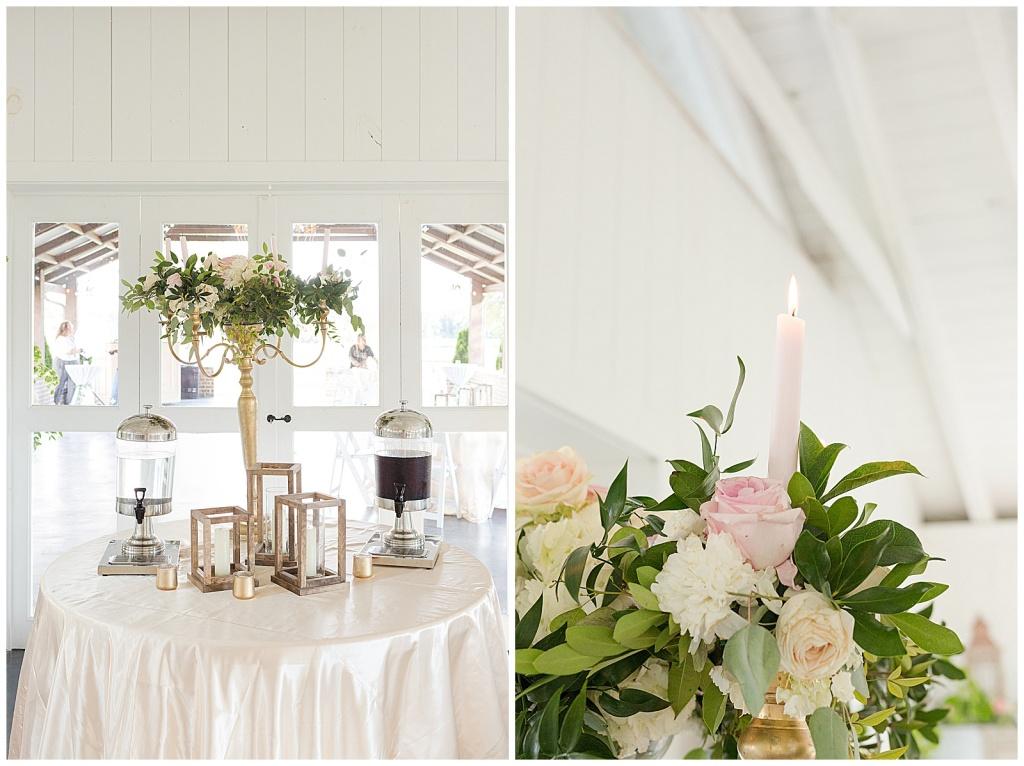 dodson farms wedding reception