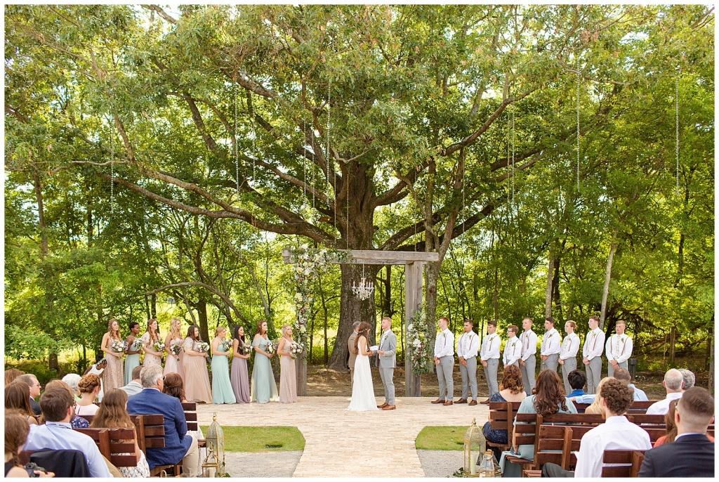 Wildflower Boho Wedding