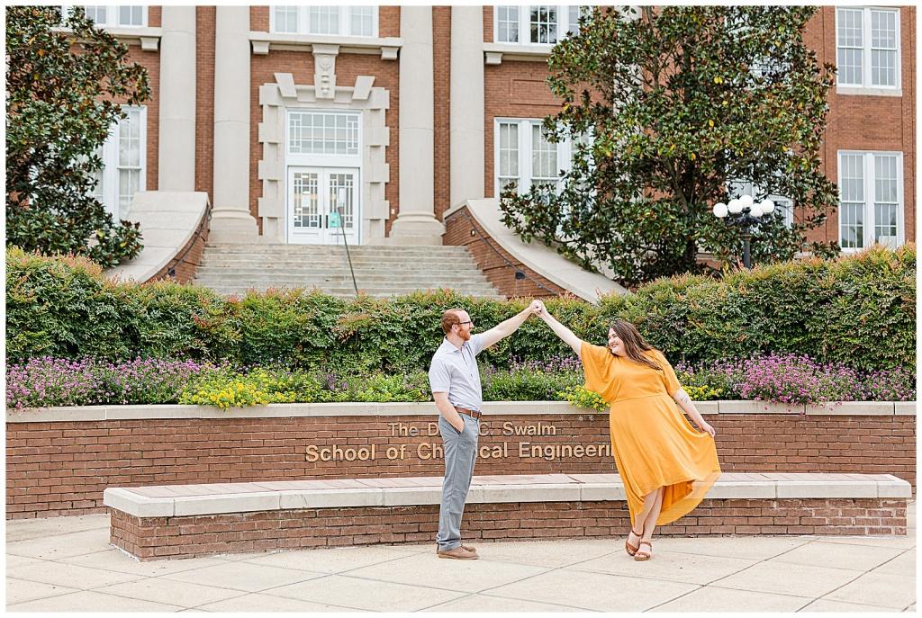 Mississippi Engagement Session