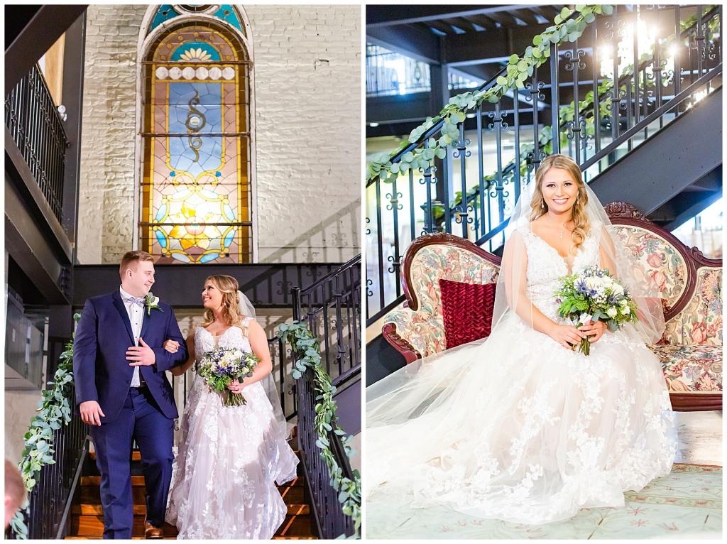 Sterling Hall Wedding