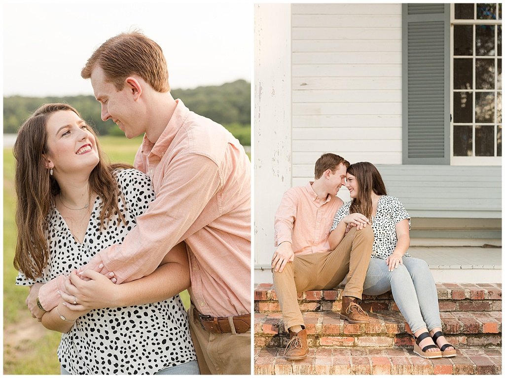 Town of Livingston Engagement Session