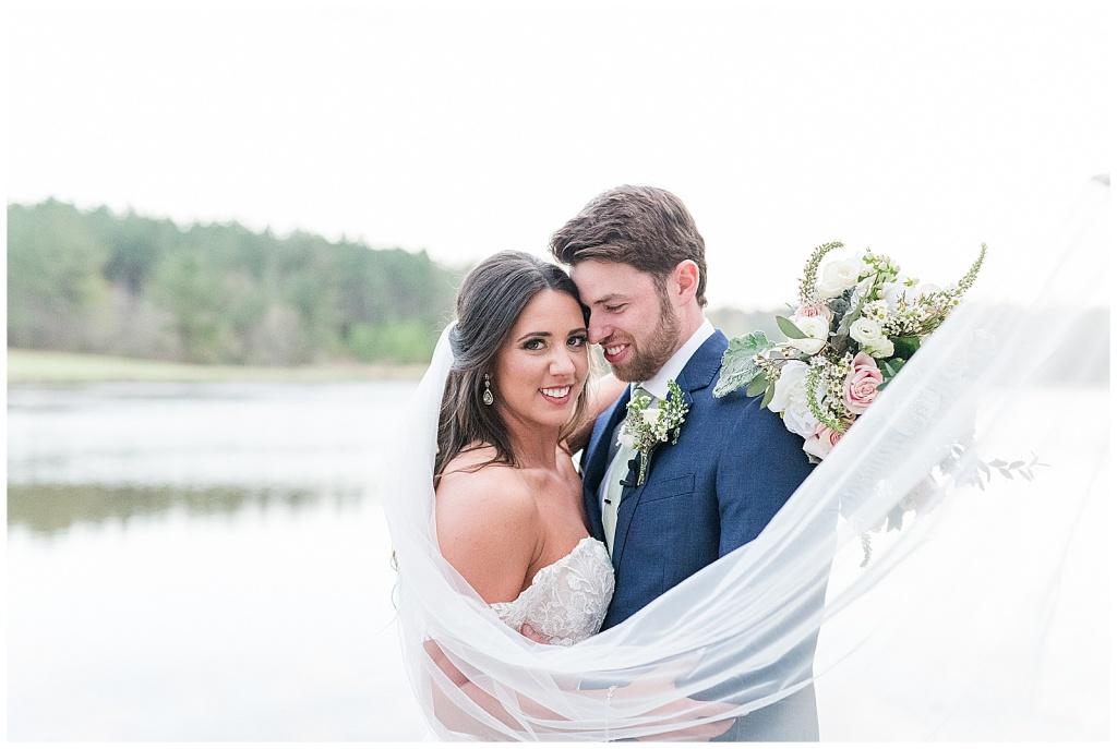 Spring wedding at Rosegate