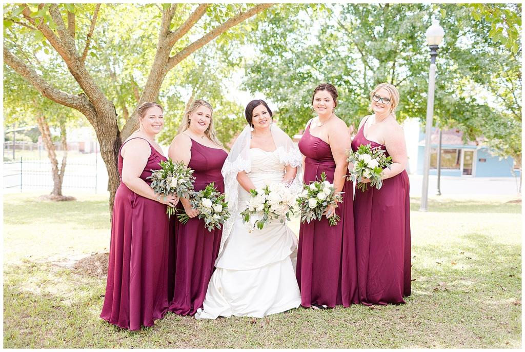gatewood studio wedding bridesmaids