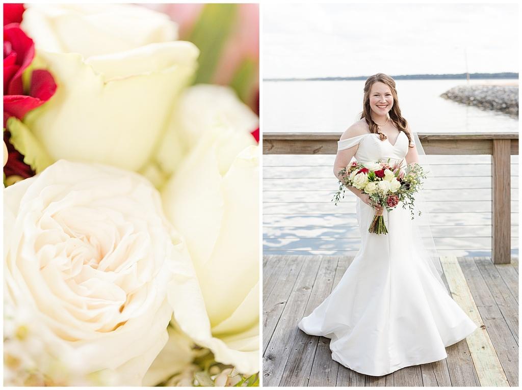 lake house bride