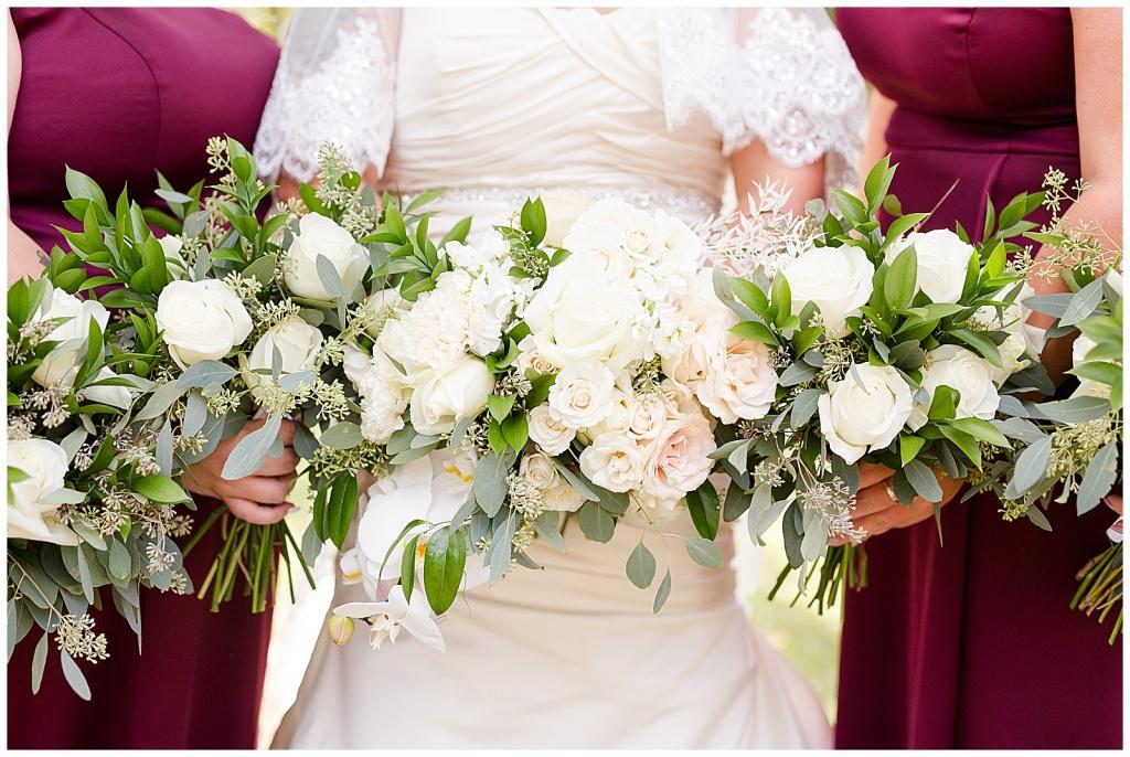 oak experience bridal bouquet