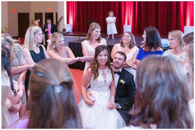 First Baptist Jackson Wedding