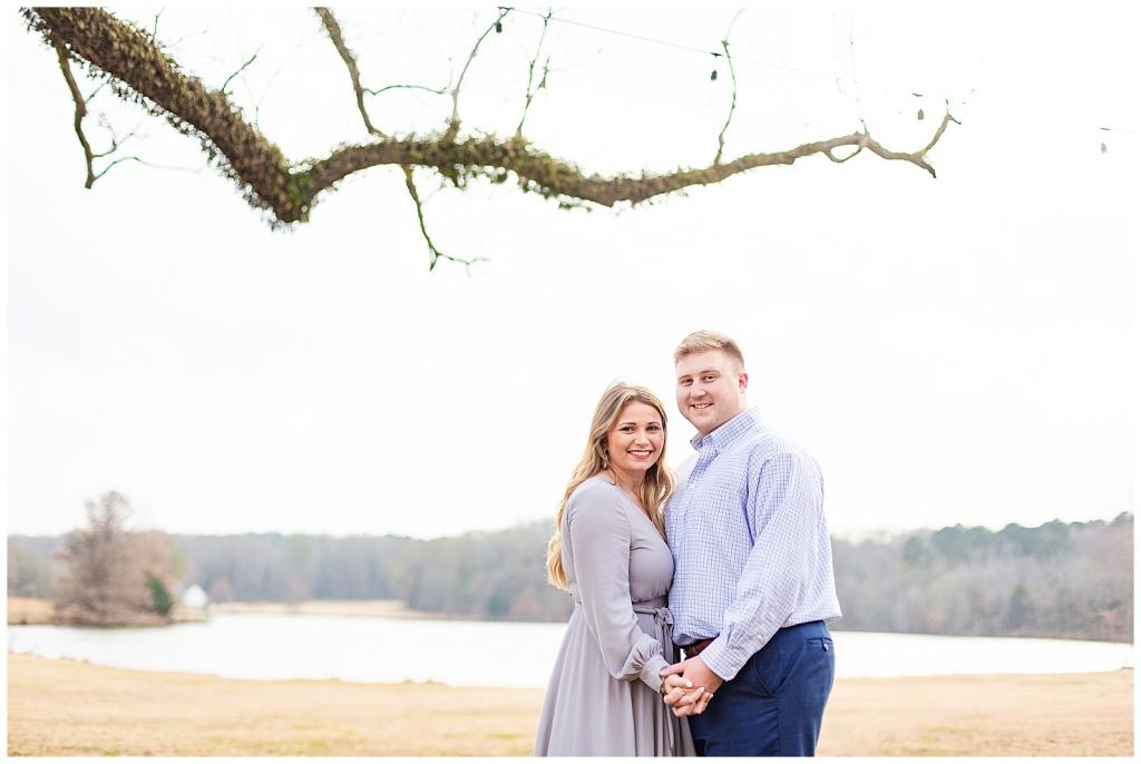 Mississippi Winter Engagement