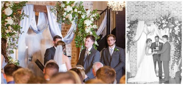 Mississippi Wedding at The Vault Venue